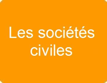 Les sociétés civiles