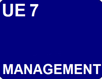 UE 7 : Management