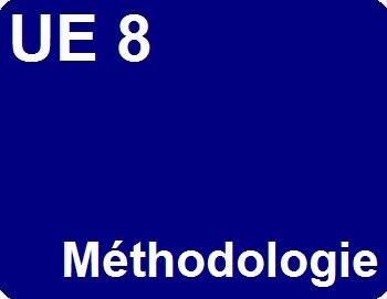 Méthodologie UE 8 : Systèmes d'information et de gestion