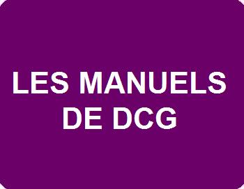 Les manuels de DCG